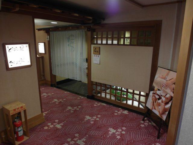Konansou Mount Fuji Hotel Hot Spring for men at Level 4