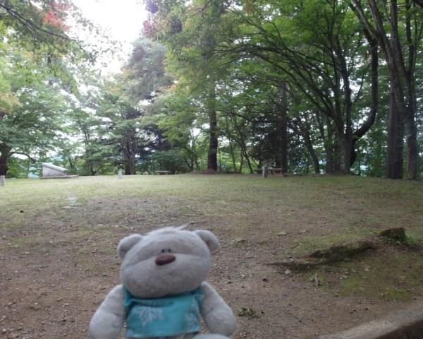 Shiroyama Park Takayama Castle Ruin