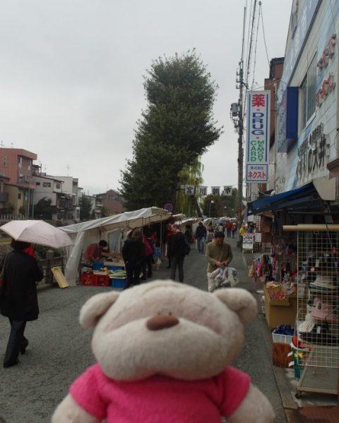 Miyagawa Morning Market (宫川朝市)