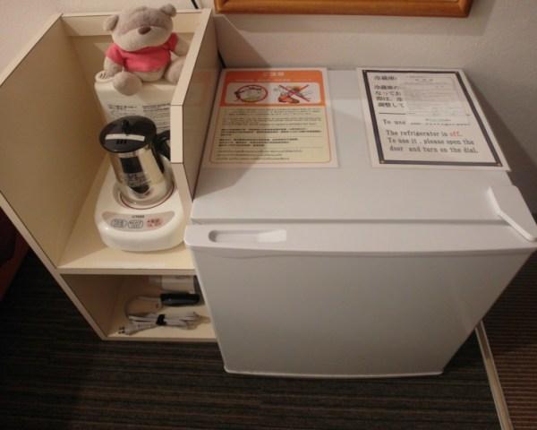 Refrigerator Country Hotel Takayama