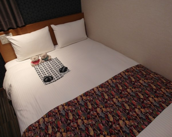 Tokyo Ueno Touganeya Hotel Bedroom