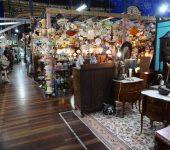 Inside Paddington Antique Centre