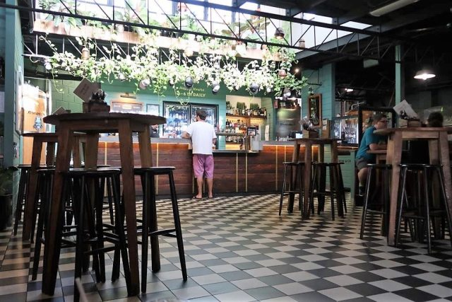 Brisbane Brewing Company Bar and Beers on Tap