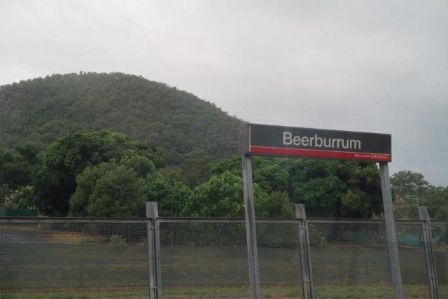 Glasshouse Mountains (Beerburrum Station Enroute)