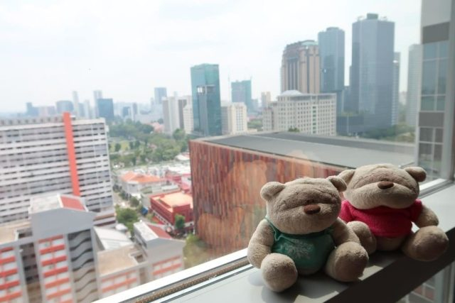 View of Mercure Singapore Bugis Executive Loft Room