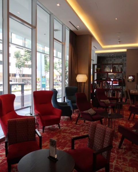 IMG 1294 e1524652627456 683x1024 Mercure Singapore Bugis Staycation: Executive Loft Room Review!