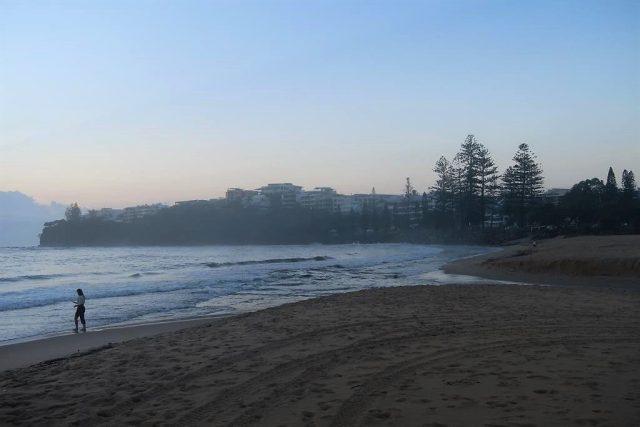 Another view of Moffat Beach Queensland