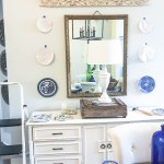How To Hang Plates On A Wall And Make It Look Good 2 Bees In A Pod