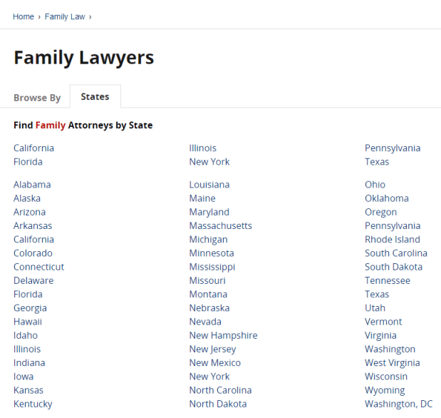 Law Firm Marketing Ideas #9. Categorize Your Law Firm Website on Directories