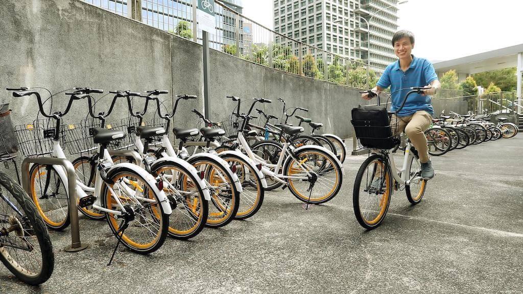 Нам бы так: гости Сингапура будут получать крипту за езду на велосипеде