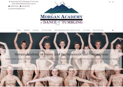 MorganAcademyOfDance.com