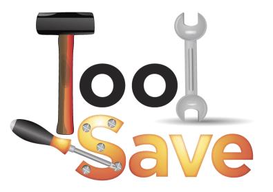 Tool Save Logo