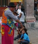 Entertaining the Children