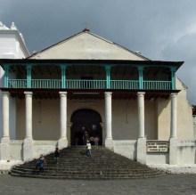 Church in Santiago