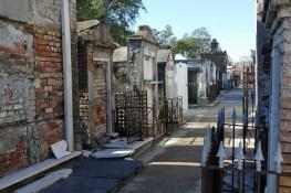Saint Louis Cemetery No. One
