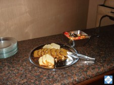 CP MKE West Breakfast Pastries and Fruit