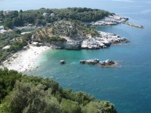 Pelion view greece