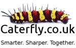 Caterfly Logo slogan url