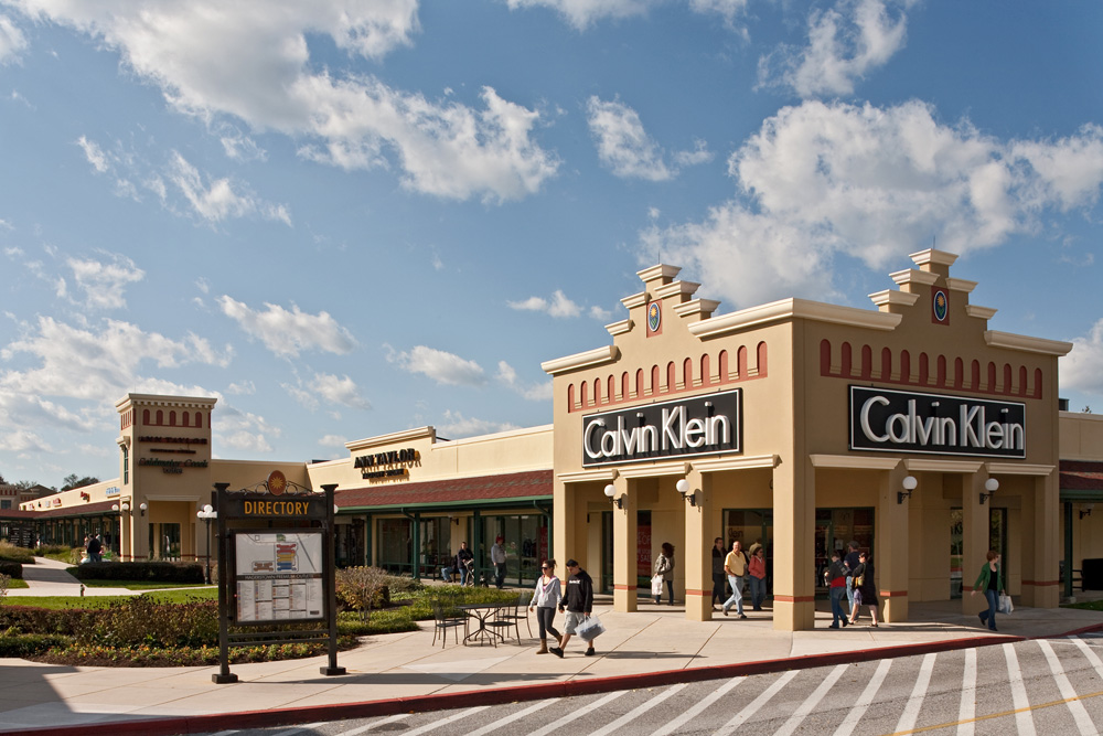 Hagerstown Premium Outlets Outlet Mall In Maryland