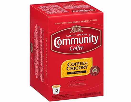 Community Coffee Chicory and Coffee Blend