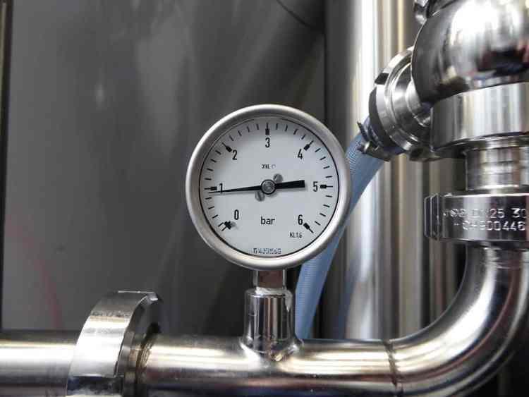 pressure bar