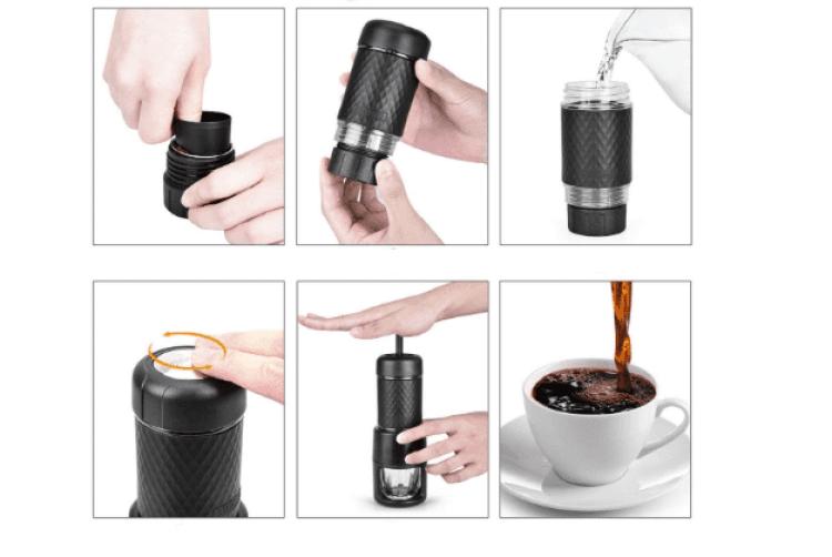 staresso espresso machine