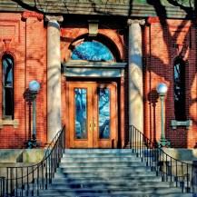The Presidents' Door