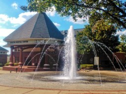 Duluth Town Fountain