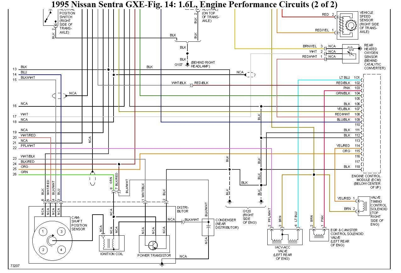 Engine Wiring Diagram: Wiring Problem, Where The Signal To
