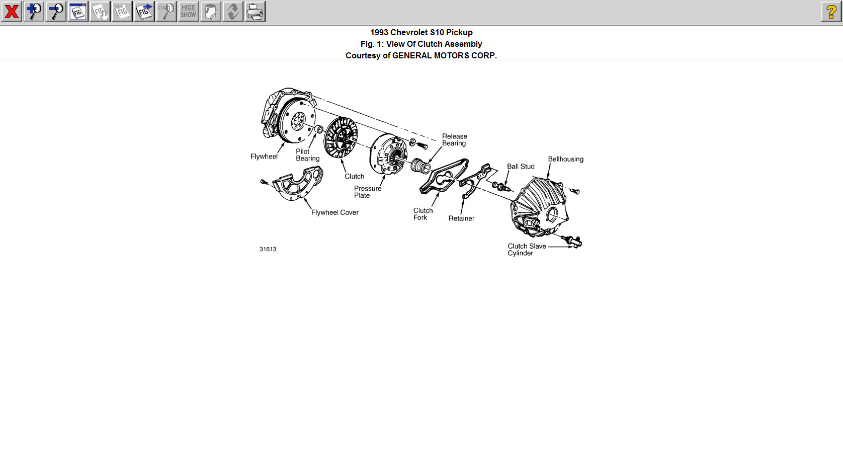 How To Install Clutch In S10 Truck