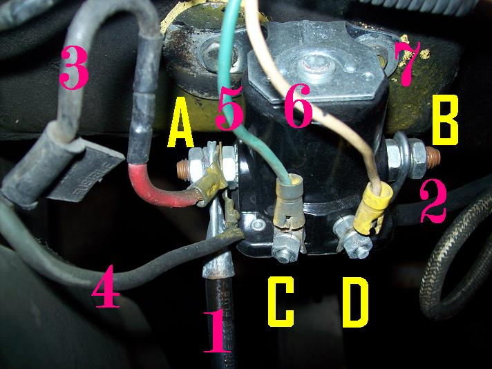 Coil Voltage: I Have A 1971 Mach 1 Fastback With A 351