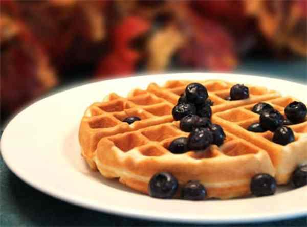 Almond Flour Waffles | 2 Cookin Mamas