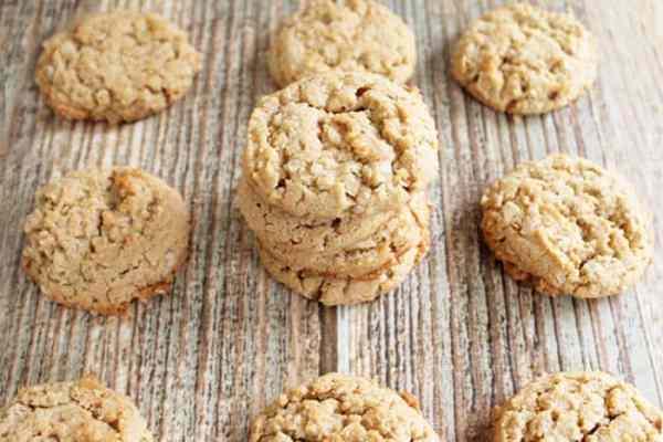 Gluten free Peanut Butter Cookies 4 | 2 Cookin Mamas