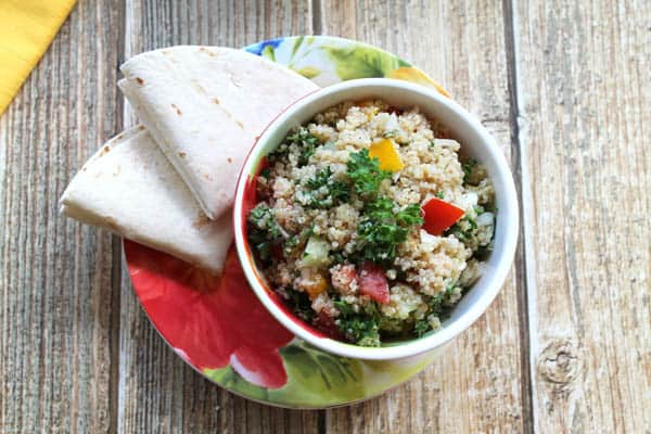 Quinoa Tabouli 2 | 2CookinMamas