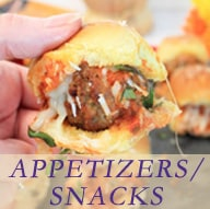 Appetizers and Snacks | 2 Cookin Mamas