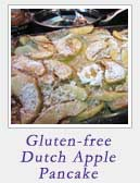 Gluten-free Dutch Apple Pancake | 2 Cookin Mamas