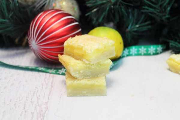 Gluten Free Lemon Squares 4 | 2 Cookin Mamas