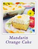 Mandarin Orange Cake | 2 Cookin Mamas
