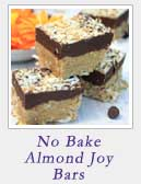 No Bake Almond Joy Bars | 2 Cookin Mamas