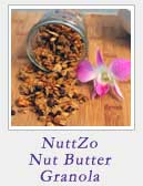 NuttZo Nut Butter Granola