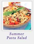 Summer Pasta Salad | 2 Cookin Mamas