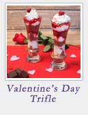 Valentines Day Trifle