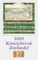2009 Kinneybrook Zinfandel