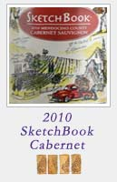2010 Sketchbook Cabernet