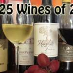 Our Top 25 Best Wines of 2013