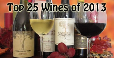 Top 25 Wines of 2013