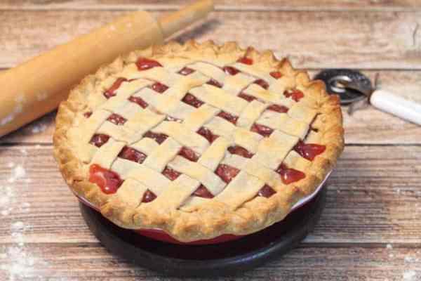Cherry Pie 3   2 Cookin Mamas