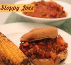 Sloppy Joes | 2CookinMamas