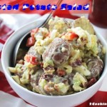 July 4th Picnic – Roasted Potato Salad