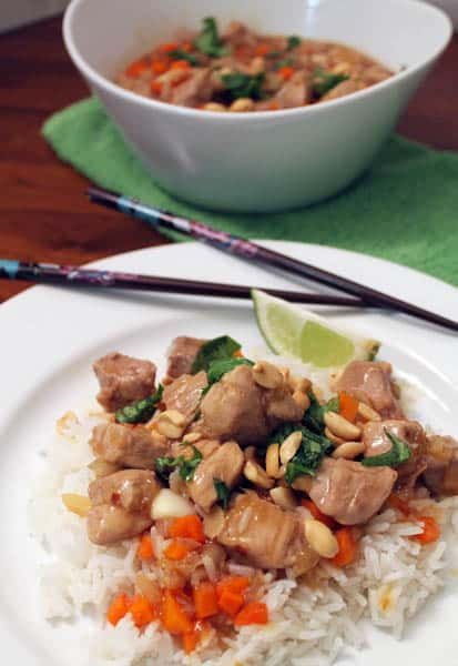 Caramelized Pork Stir Fry 2 | 2CookinMamas